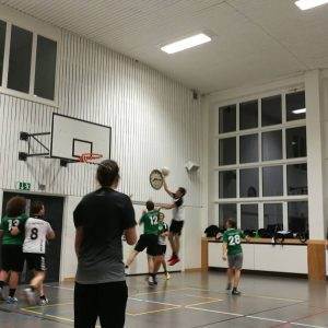 SH-Cup, 1. Runde – 05.12.2017