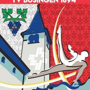 Sponsoring TV-Fahne